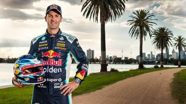 Jamie Whincup's new steering wheel explained