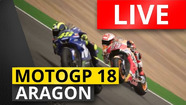 LIVE RACE Grand Prix Aragon | MotoGP 2018