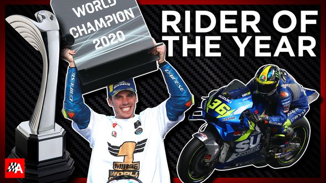 Rider Of The Year - Autosport Awards 2020
