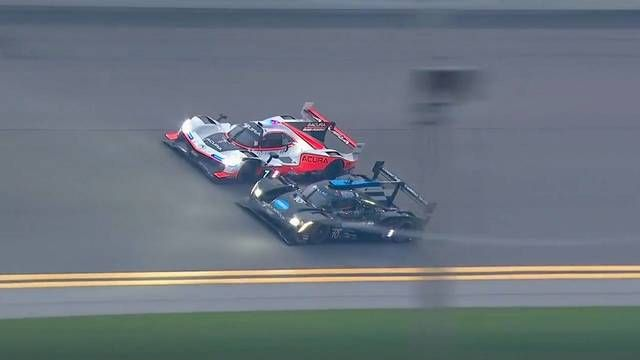 Daytona 24: Fernando Alonso vs Hélio Castroneves