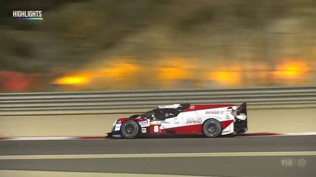 FIA WEC: 8 Hours of Bahrain - qualifying highlights