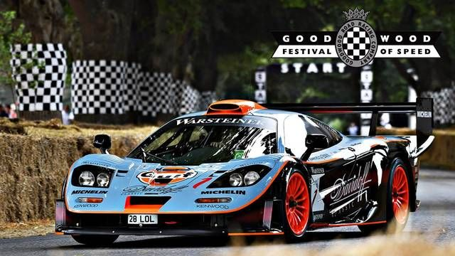 LIVE : Goodwood Festival of Speed - Vendredi