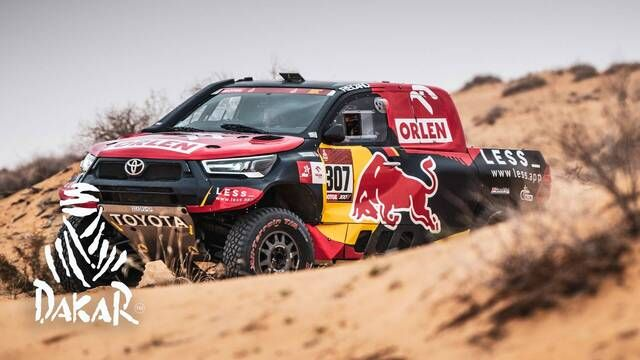 Dakar 2021: Stage 8 Highlights - Cars