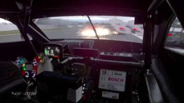 SUPER GT x DTM Dream Race: race 2 highlights