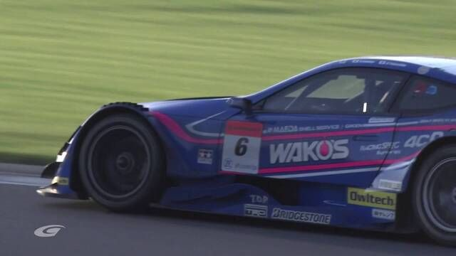 2019 SUPER GT season highlights