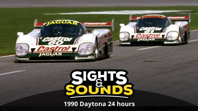 Sights & Sounds: Las 24 Horas de Daytona 1990