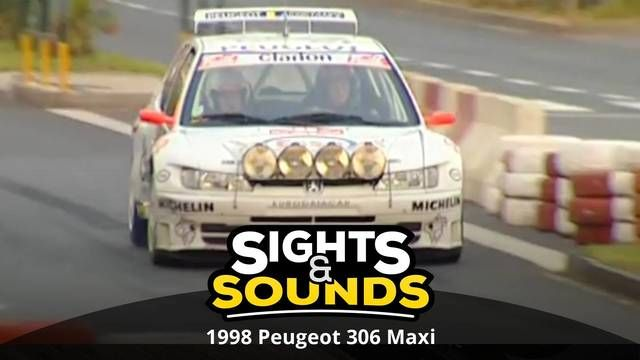 Sights & Sounds : Peugeot 306 Maxi