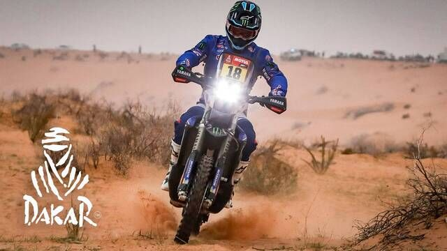 Dakar 2021: Stage 7 Highlights - Bikes and Quads