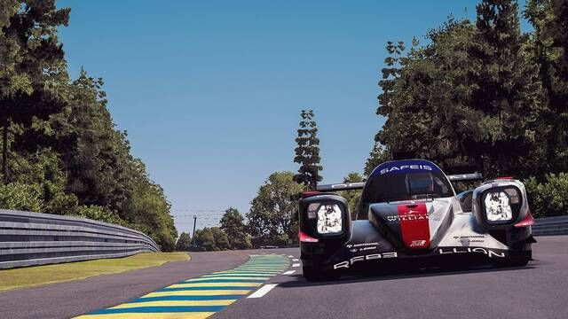 Virtual 24h di Le Mans- Highlights della Gara