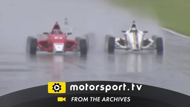 MSA Formula Ford Championship: Slippery when wet
