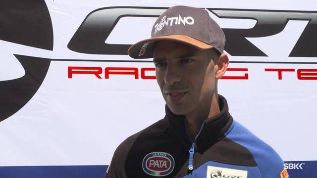 WorldSBK Laguna Seca: Marco Melandri interview