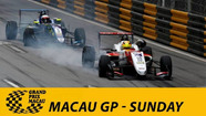 En vivo: Macao Grand Prix - Domingo