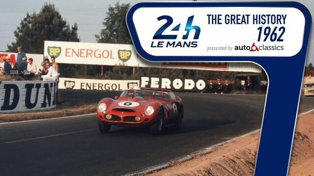 24 Hours of Le Mans - 1962