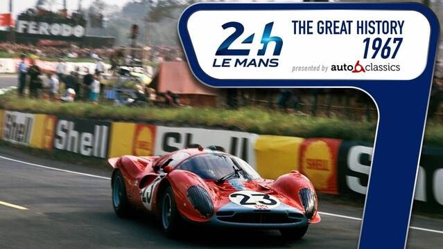 24 Hours of Le Mans - 1967