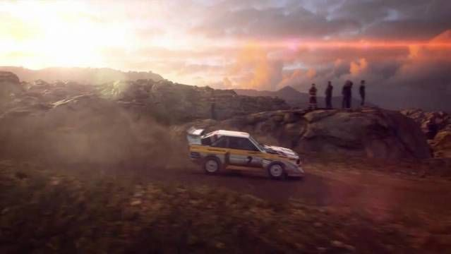 Le trailer de DiRT Rally 2.0