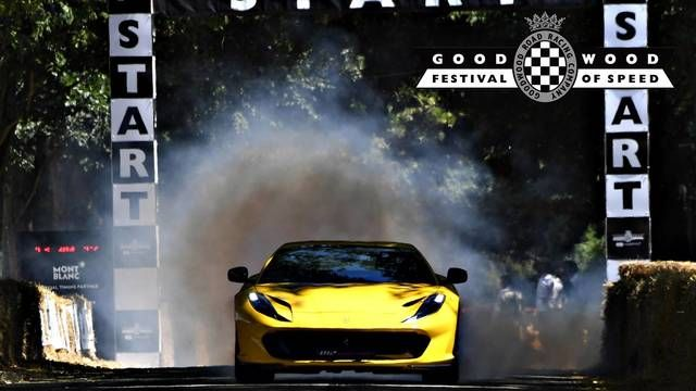 Goodwood Festival of Speed - Jeudi