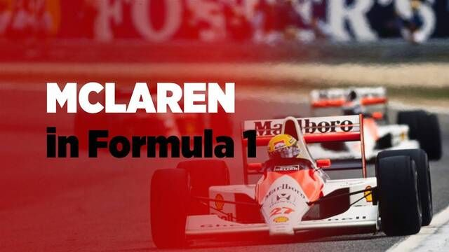 Grand Prix Greats - McLaren in F1