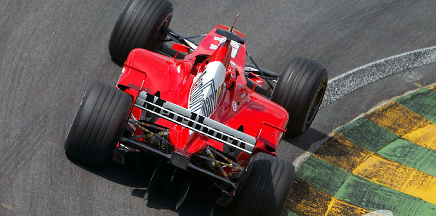 Williams challenge Ferrari in Brazilian GP qualifying
