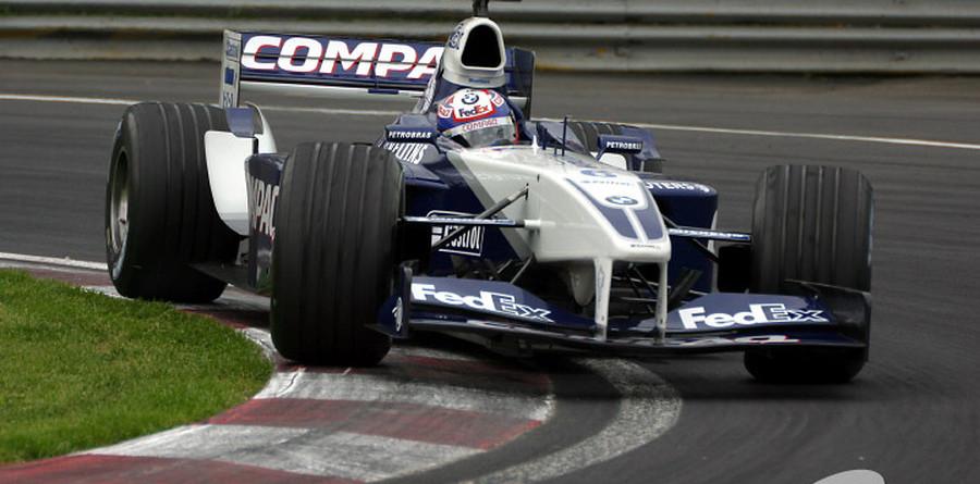 Montoya on pole for Canadian GP