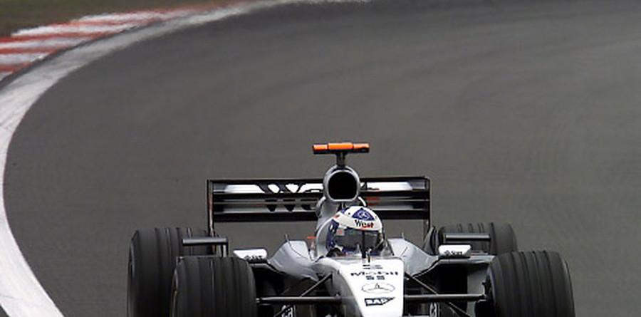 Coulthard annoyed with Montoya