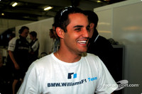 Montoya unhappy with Ralf about Europe