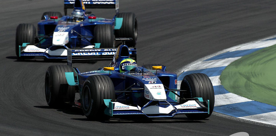 Massa unhappy at team orders