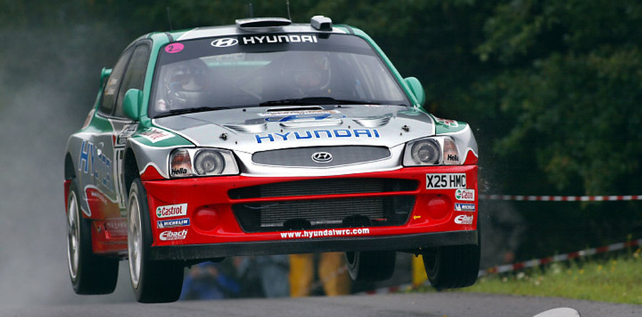 Armin Schwarz fit to drive for Sanremo
