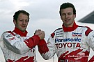 Toyota drivers positive for 2003