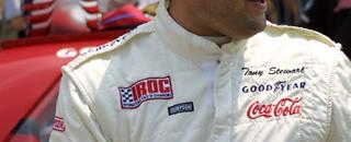 IROC Tony Stewart declines 2003 IROC invitation