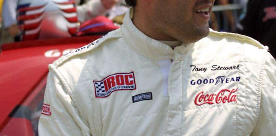 Tony Stewart declines 2003 IROC invitation