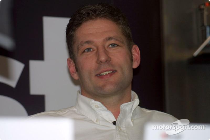 Interview with Jos Verstappen