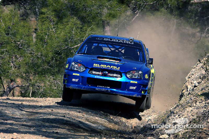 Rally Turkey: Subaru final summary