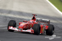 Ferrari not concerned yet