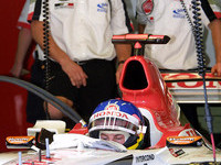 Villeneuve unhappy with French circuit