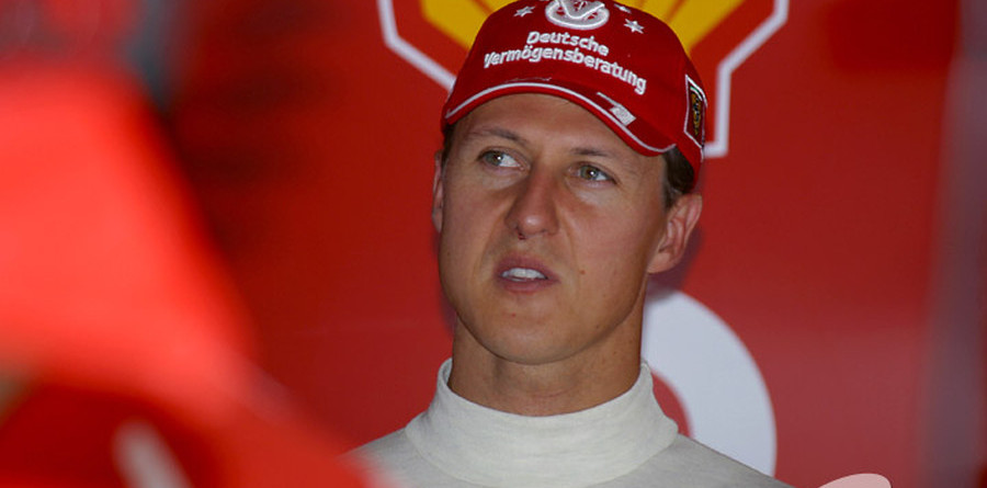 Schumacher wants debut victory with F2003-GA