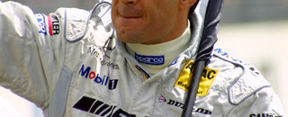 DTM Alesi adapting well