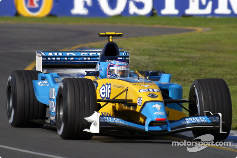 A lap of the A1-Ring with Trulli
