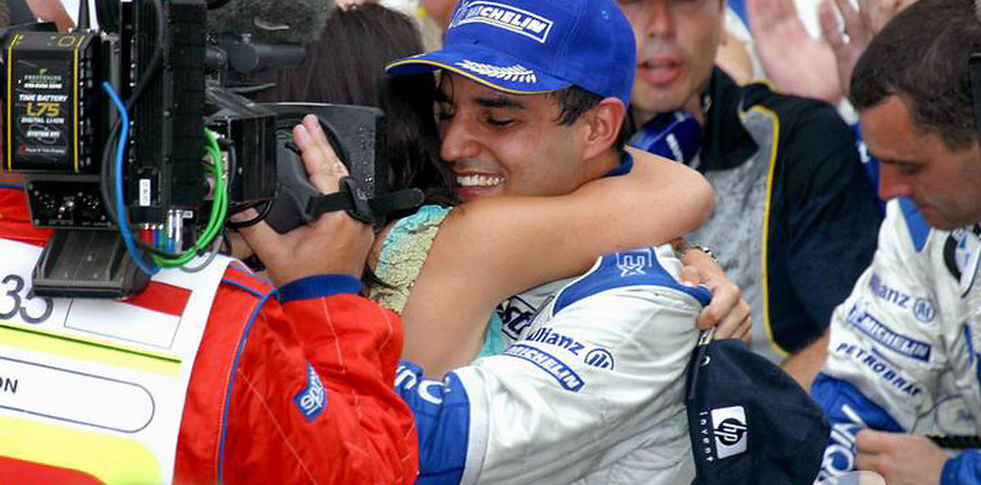 Williams delighted with Montoya