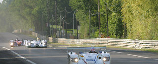Le Mans Audi drivers on qualifying and 24 Hour race