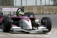CHAMPCAR/CART: Junqueira steals Toronto provisional pole in final minutes