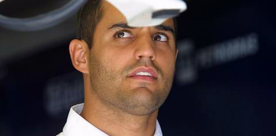 Montoya unhappy about backmarkers