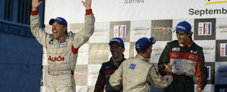 ALMS Lehto, Herbert beat the fire for Miami win