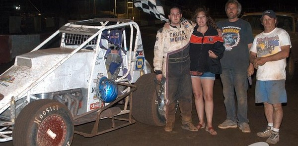 SWS: Ronnie Clark wins Hawaii's first ever USAC race