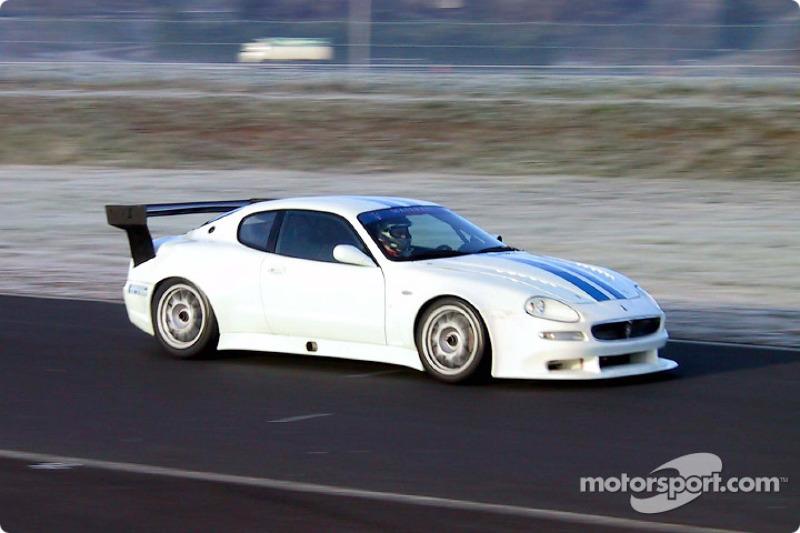 Ferrari of Washington ro run Maserati in 2004