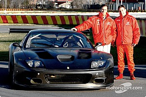 ALMS Barron Connor Racing test notes 2003-12-28