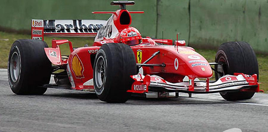 Ferrari unbeatable on Friday at Australian GP