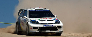 WRC Martin claims Rally Mexico as others falter