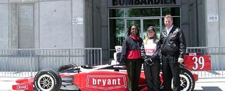 IndyCar IRL: Sarah Fisher set for Indy