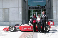 IRL: Sarah Fisher set for Indy