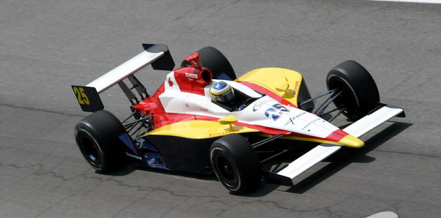 IRL: Birthday boy prevails at Indy